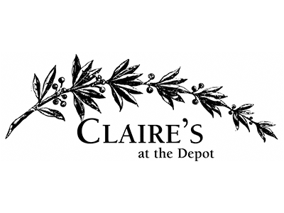 Mental Health Association of Fauquier County partner Claire's at the Depot